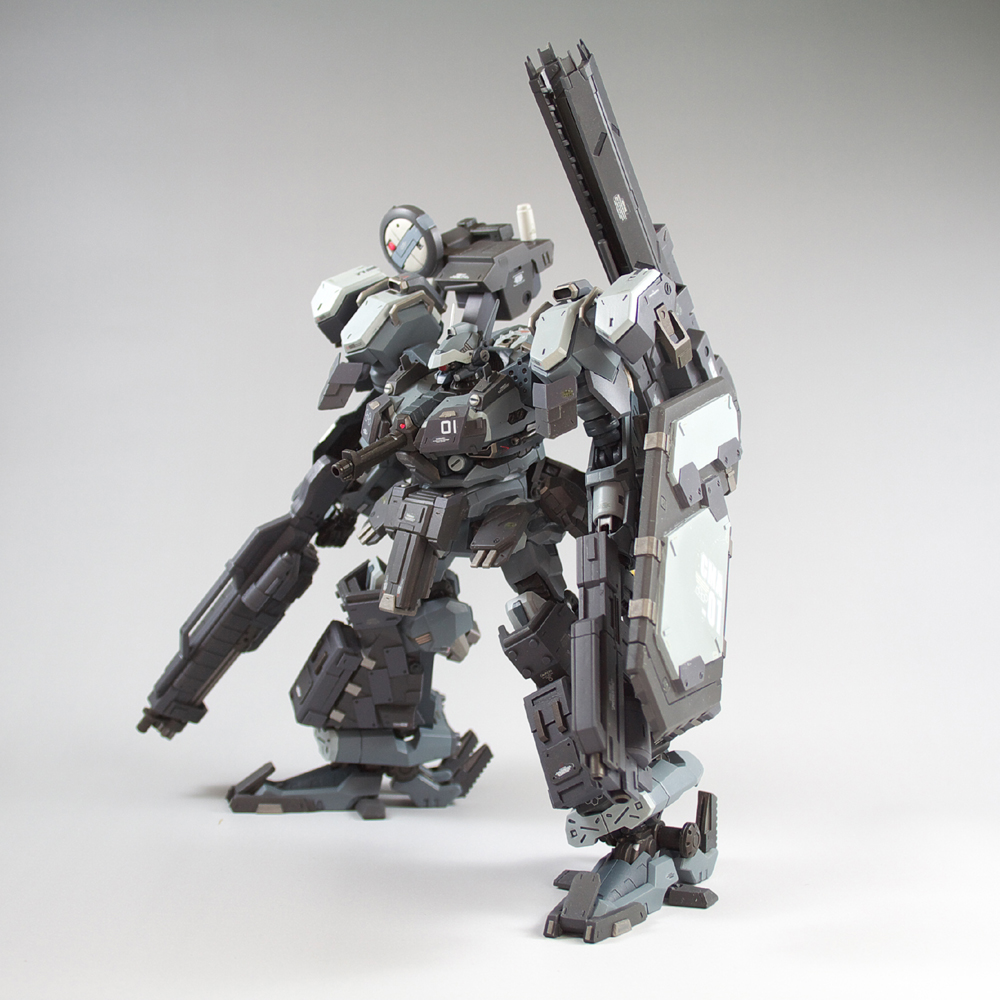 2706 Now THATs an ARMORED Core: Black Rain