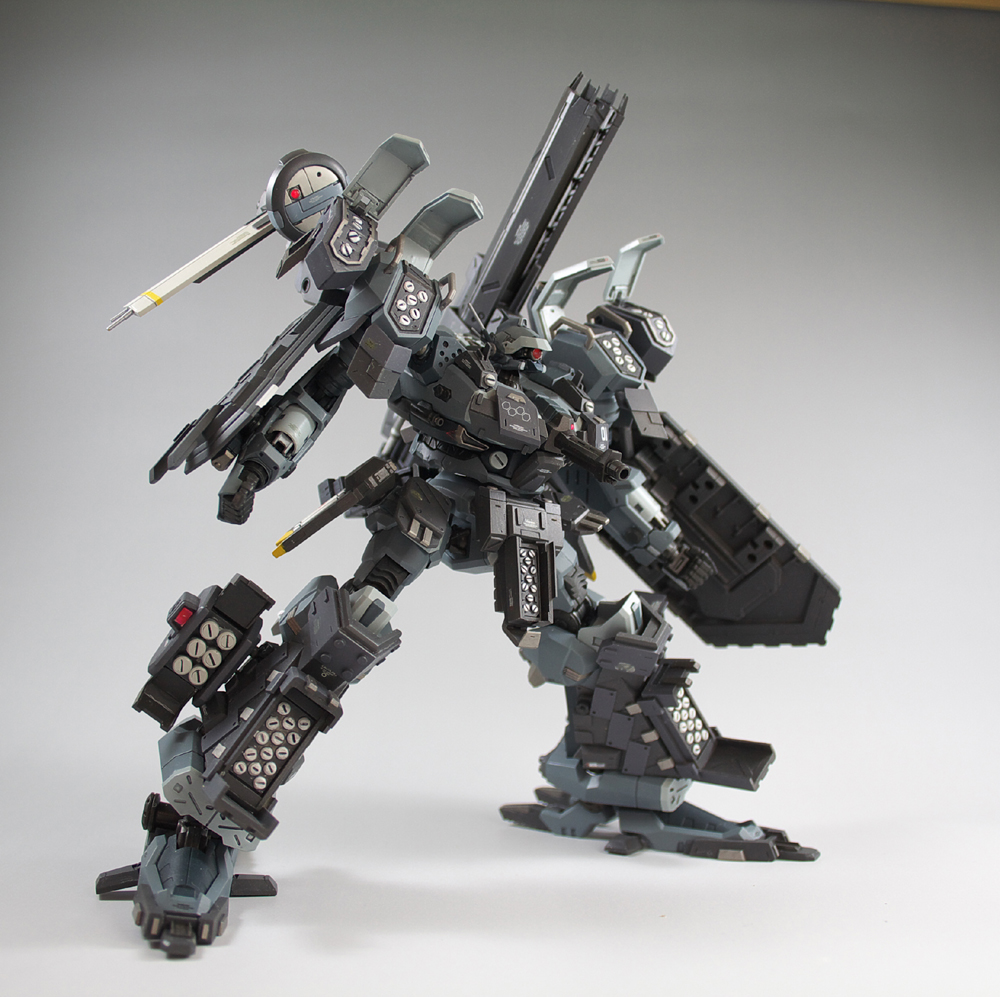 2708 Now THATs an ARMORED Core: Black Rain