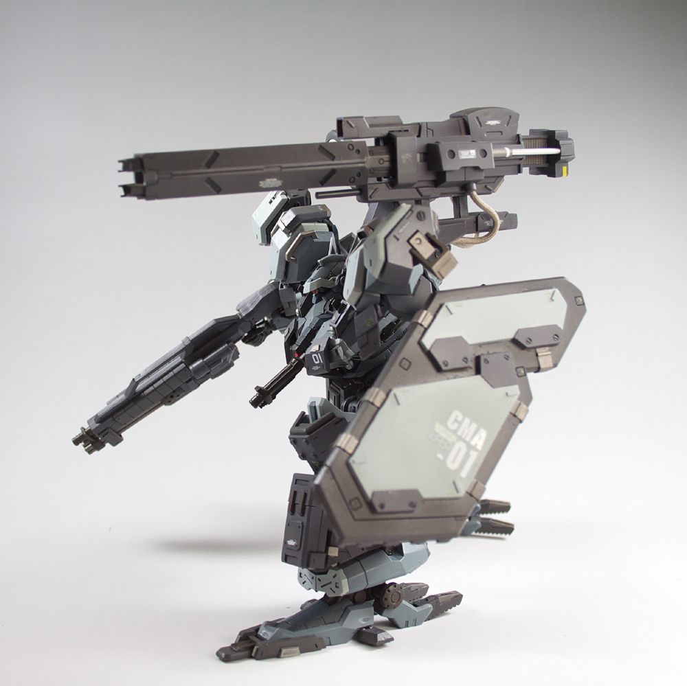 2709 Now THATs an ARMORED Core: Black Rain