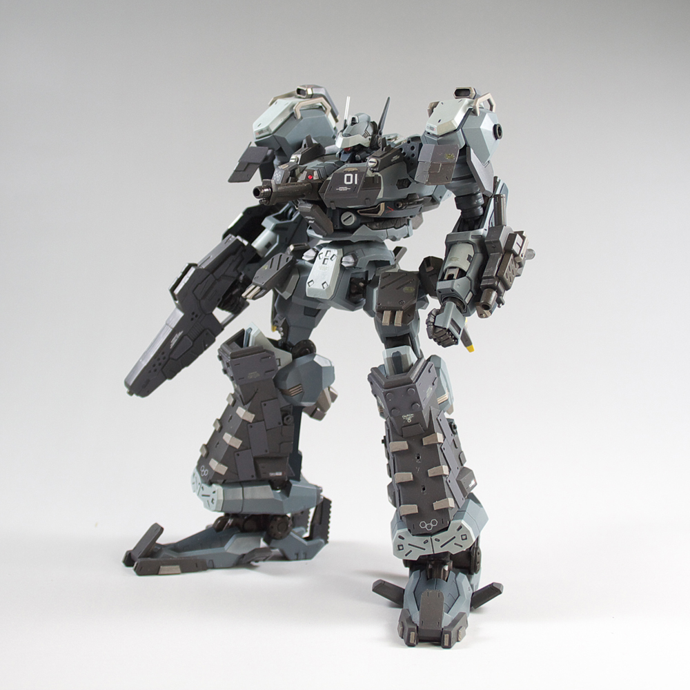 2711 Now THATs an ARMORED Core: Black Rain