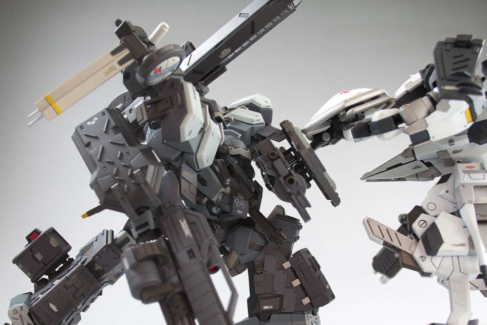 2713 Now THATs an ARMORED Core: Black Rain