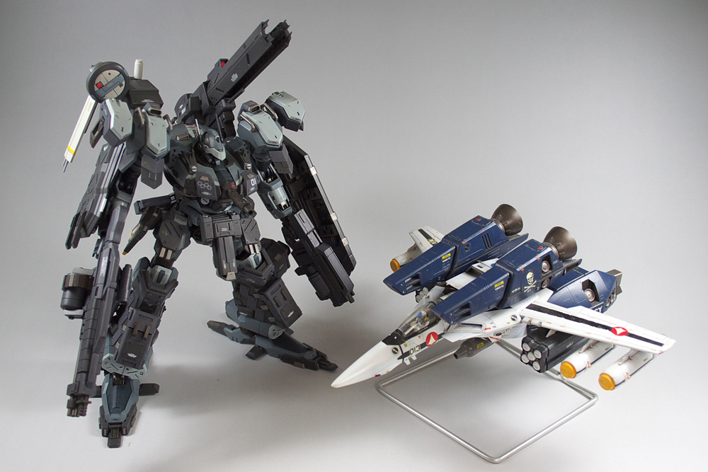 2714 Now THATs an ARMORED Core: Black Rain