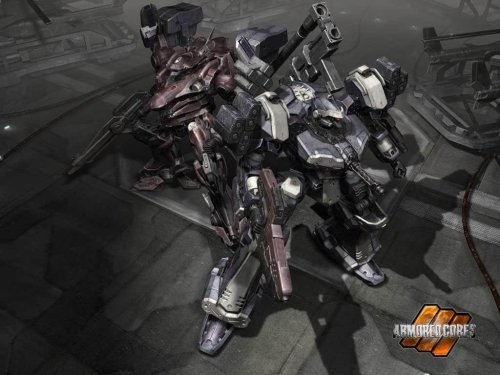 Armored Core 3 Back to Back