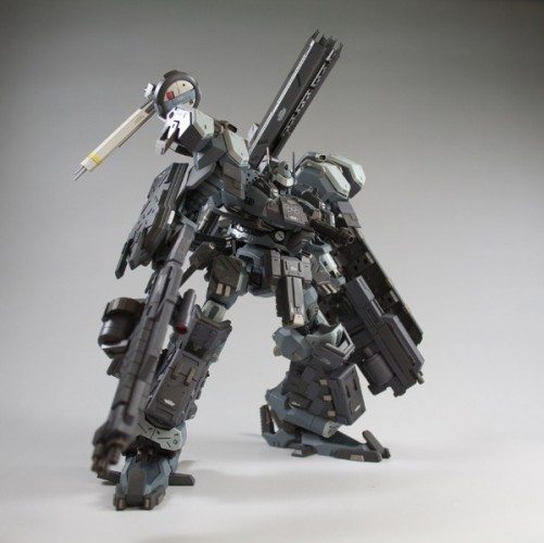 Armored Core Black Rain 01