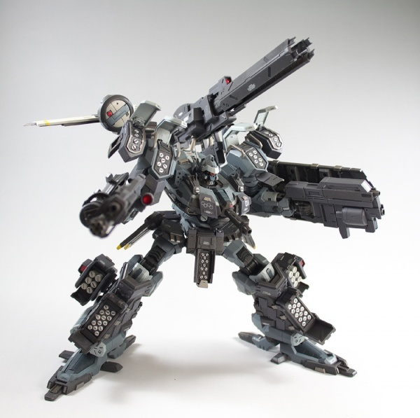BlackRain02 Now THATs an ARMORED Core: Black Rain