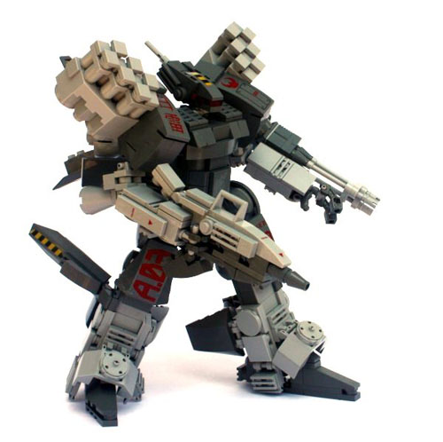 LEGO Armored Core 01