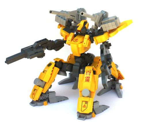 LEGO Armored Core 03
