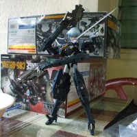 Busou Shinki with Armored Core weapons