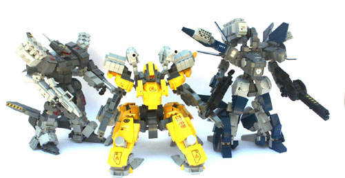 LEGO Armored Core 00