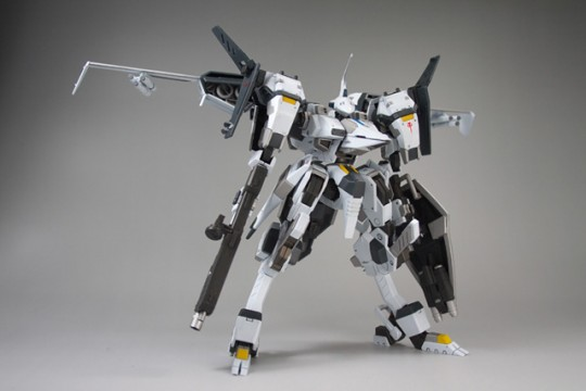 Armored Core: Cronus Custom VESTAL 001