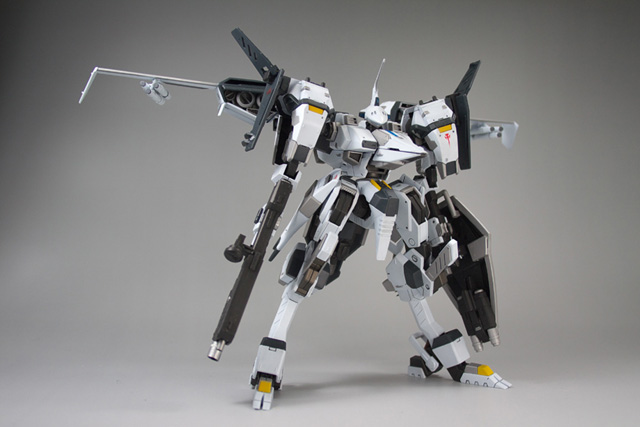001 Now THATs an Armored Core: Cronus Custom VESTAL