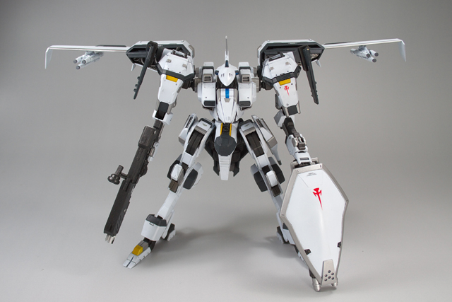 002 Now THATs an Armored Core: Cronus Custom VESTAL