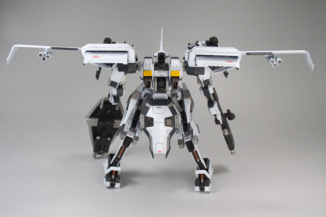 003 Now THATs an Armored Core: Cronus Custom VESTAL