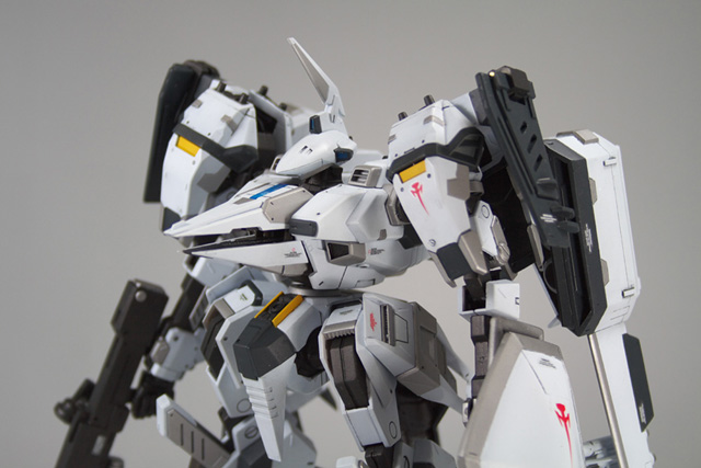 006 Now THATs an Armored Core: Cronus Custom VESTAL