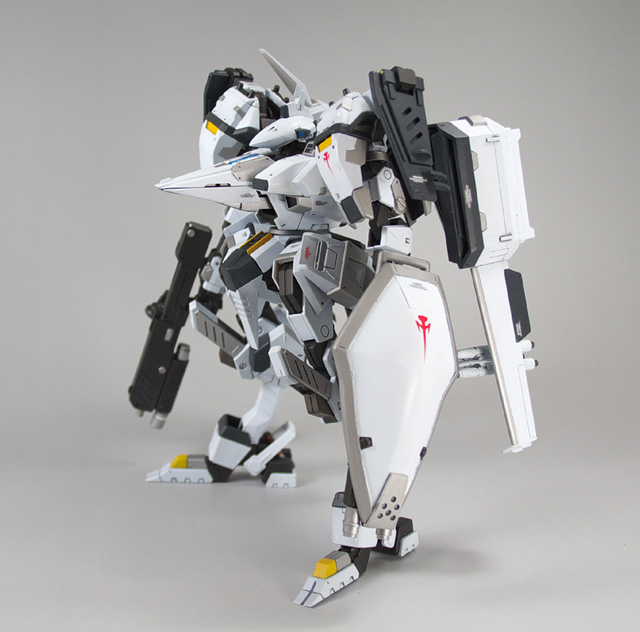 007 Now THATs an Armored Core: Cronus Custom VESTAL
