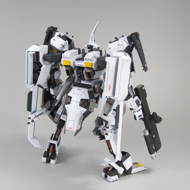 008 Now THATs an Armored Core: Cronus Custom VESTAL