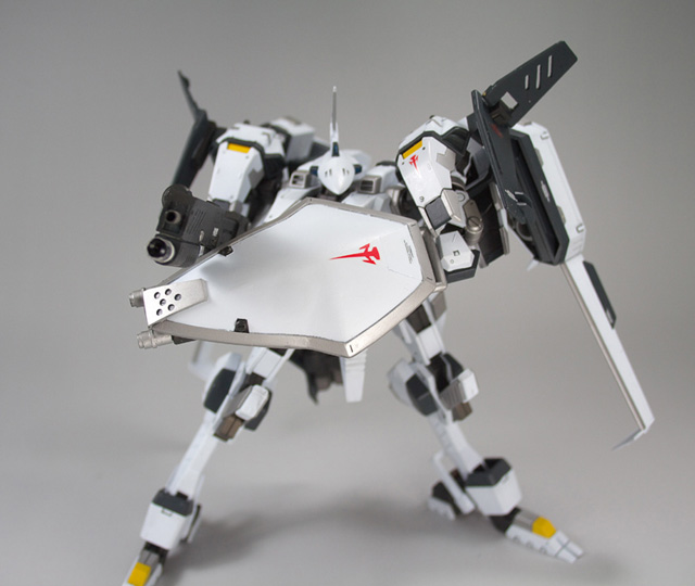 009 Now THATs an Armored Core: Cronus Custom VESTAL