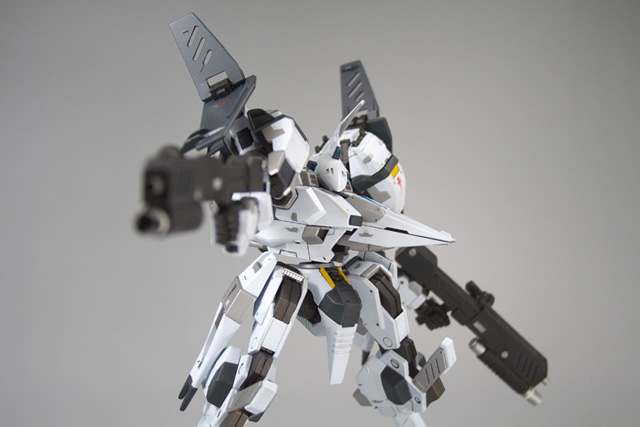 010 Now THATs an Armored Core: Cronus Custom VESTAL
