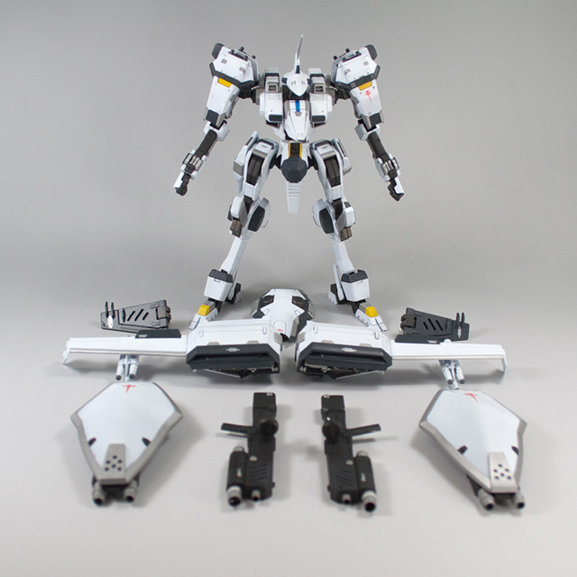 015 Now THATs an Armored Core: Cronus Custom VESTAL