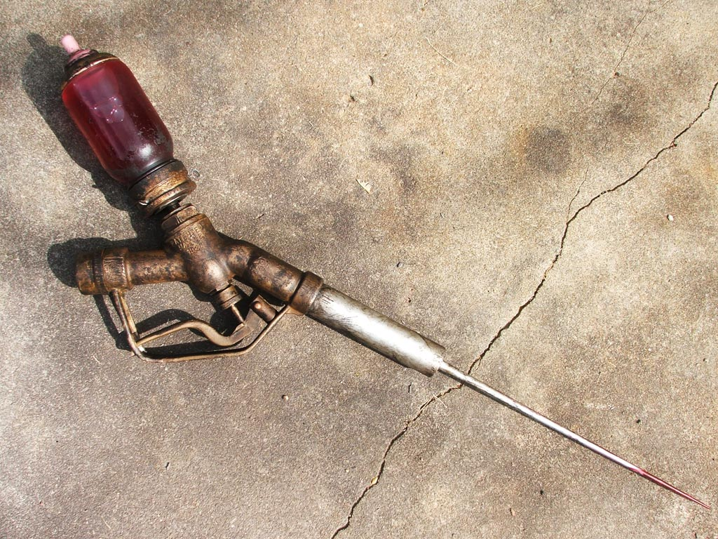 ADAM Syringe from BioShock