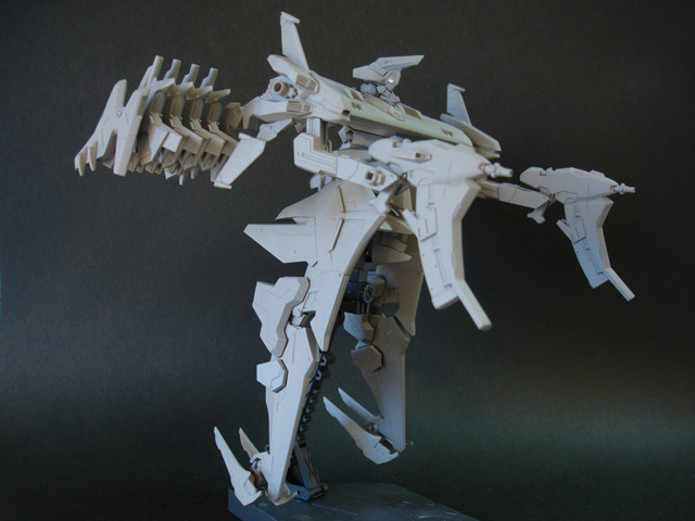 Armored Core Models Armored Core X-sobrero 01