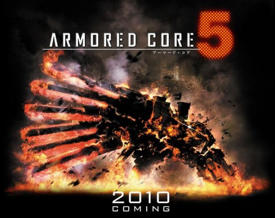 Armored Core 5 2010