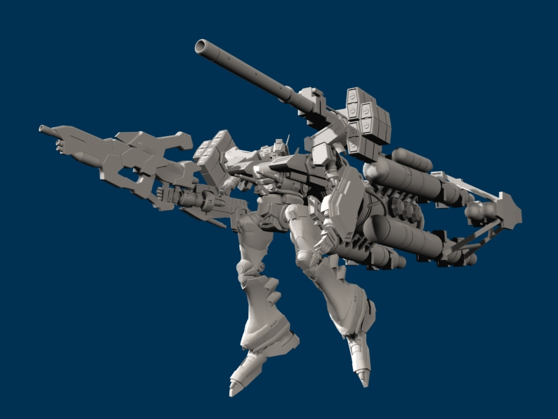 ac1lb Armored Core: Limit Release   AC Fan Game for PC