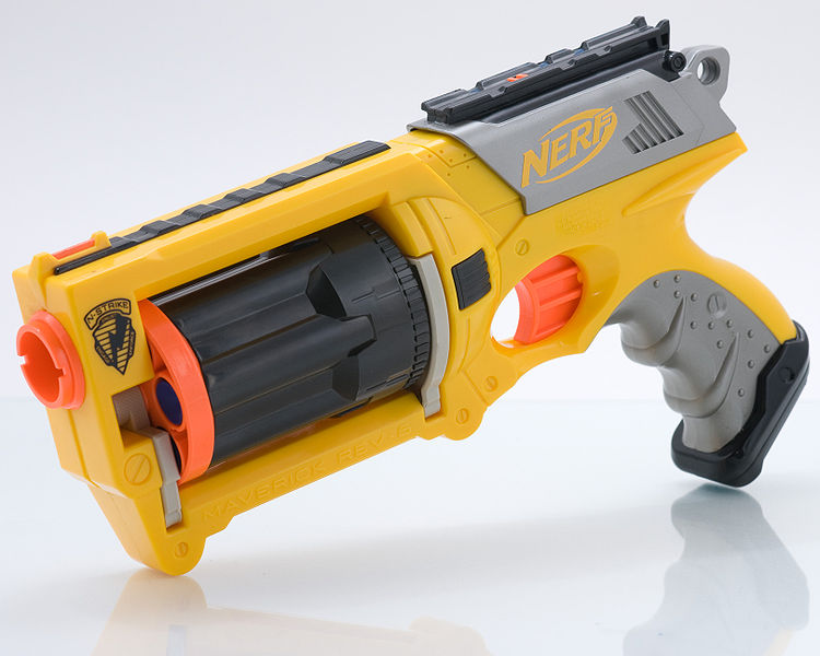 All Seriosuly All About Nerf Guns You Want To Know