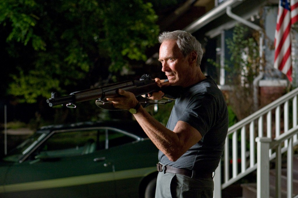 gran torino clint eastwood 1024x682 Armored Core Analogs: Bazooka Arms