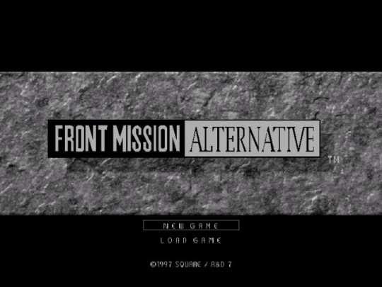 Front Mission Alternative (1)