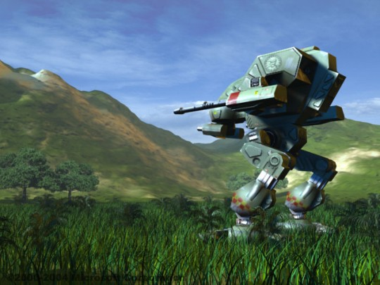 MechWarrior 4: Mercenaries released for free!