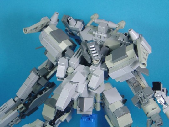 Armored Core Silent Line LEGO