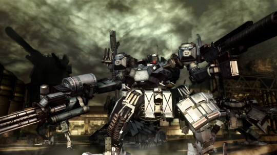 Armored Core 5 - 0004