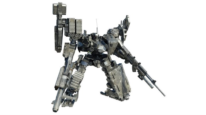 Armored Core Models Armored Core v 01
