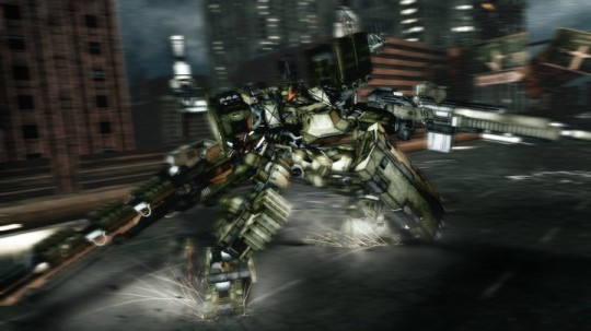 Armored Core V - 21