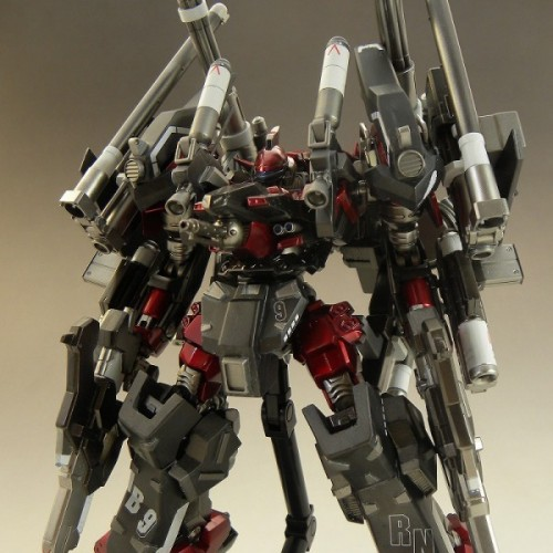 brko9b01 500x500 Now THATs an Armored Core: Guns VS. Missiles