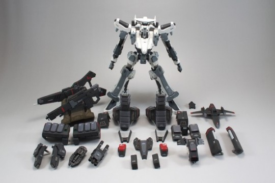 lrg705067724354 540x360 Now THATs an Armored Core: Guns VS. Missiles