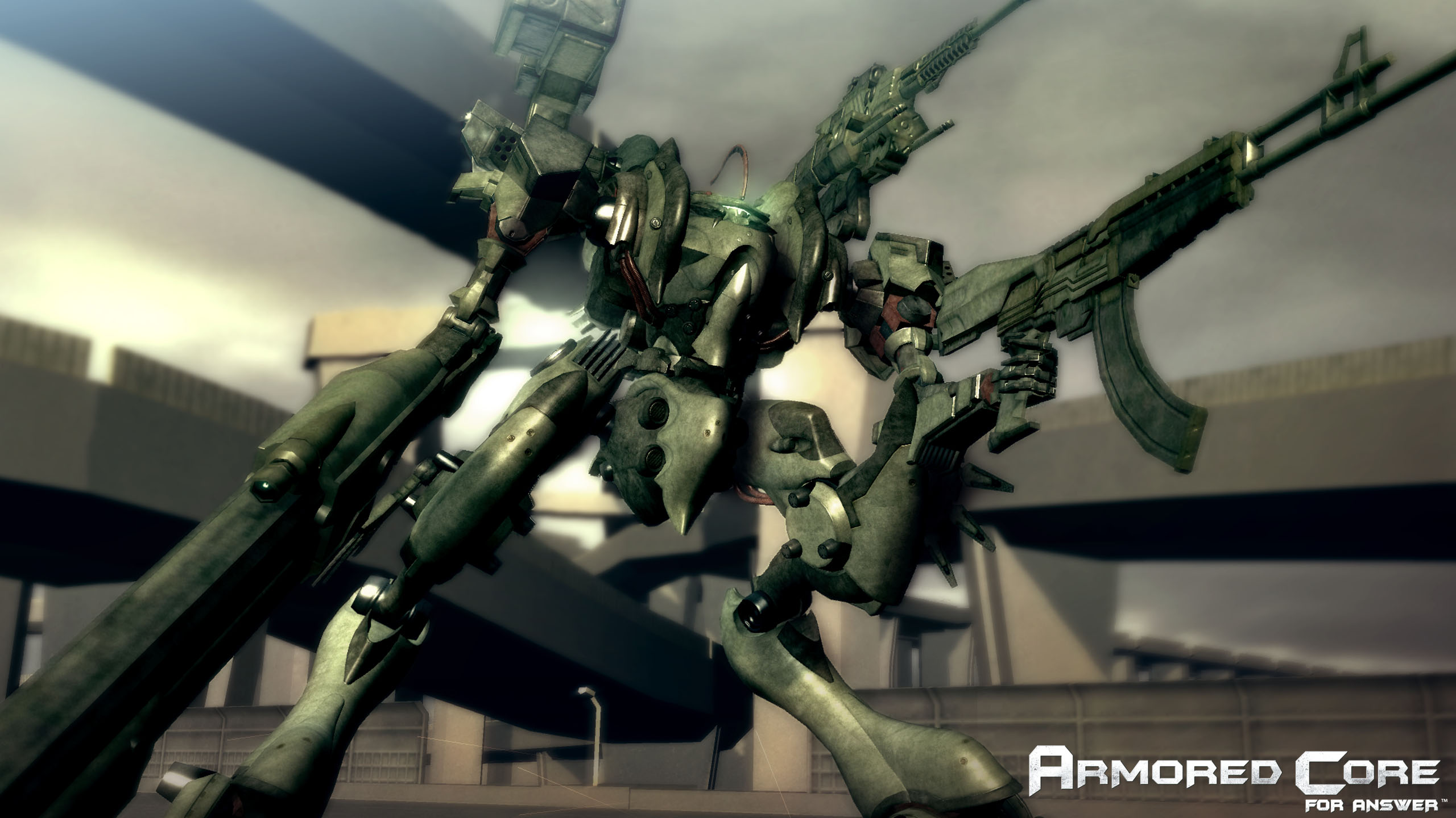 Armored Kodakan Armored Core For Answer Oldking Inaction