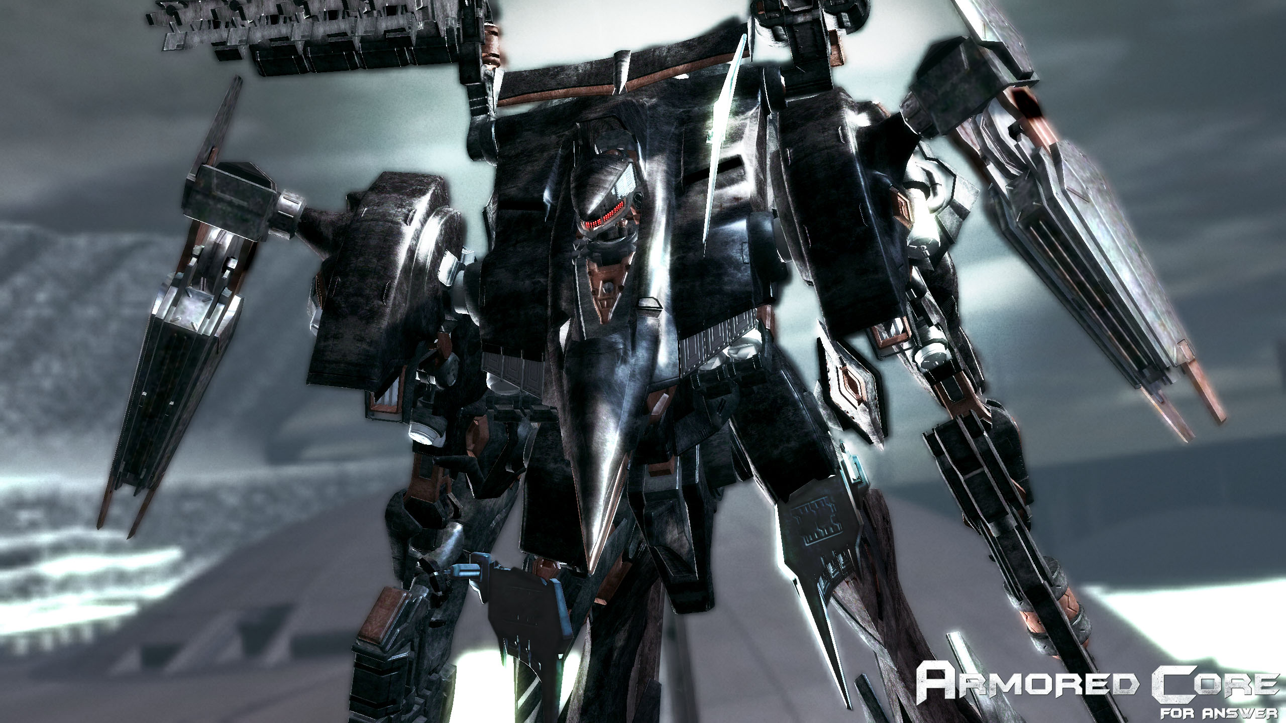Armored Kodakan Armored Core For Answer Thermidor Inaction