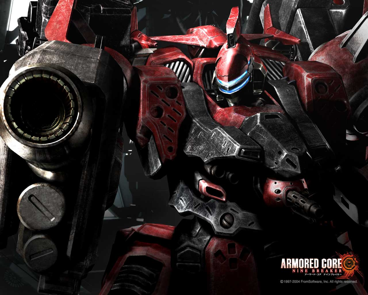 Armored Kodakan Armored Core Nine Breaker 01 1280 1024